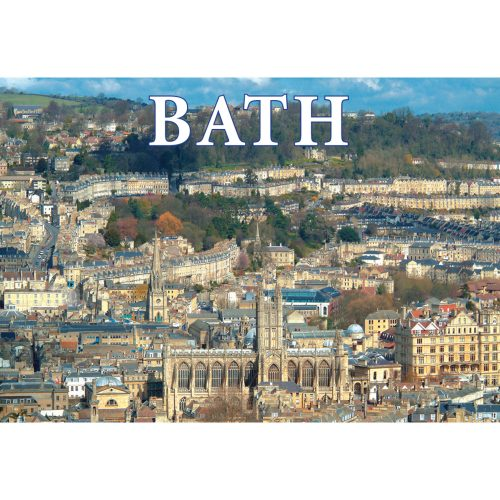 Bath fridge magnet