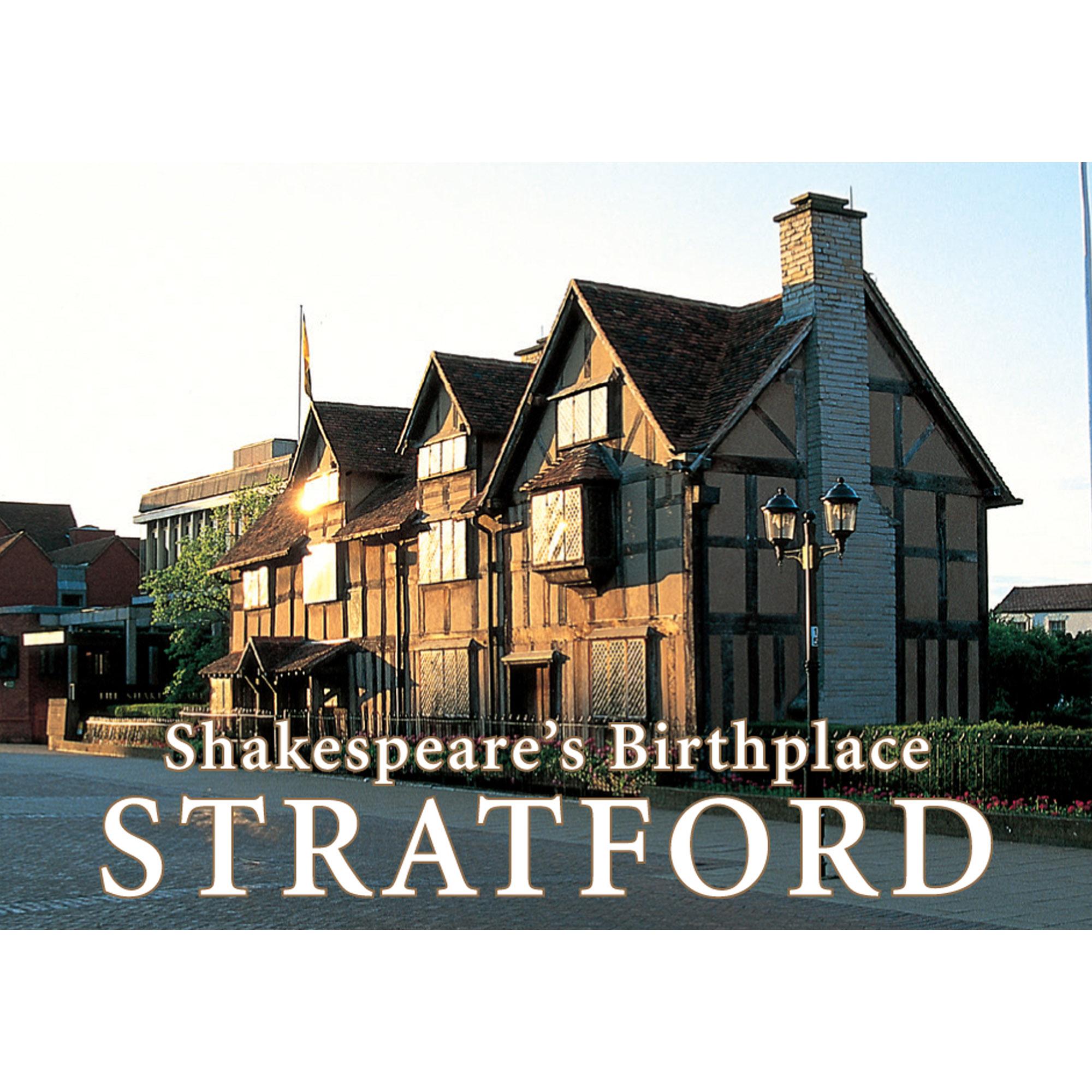 Stratford upon Avon fridge magnet