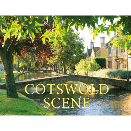 Cotswold Scene - front cover
