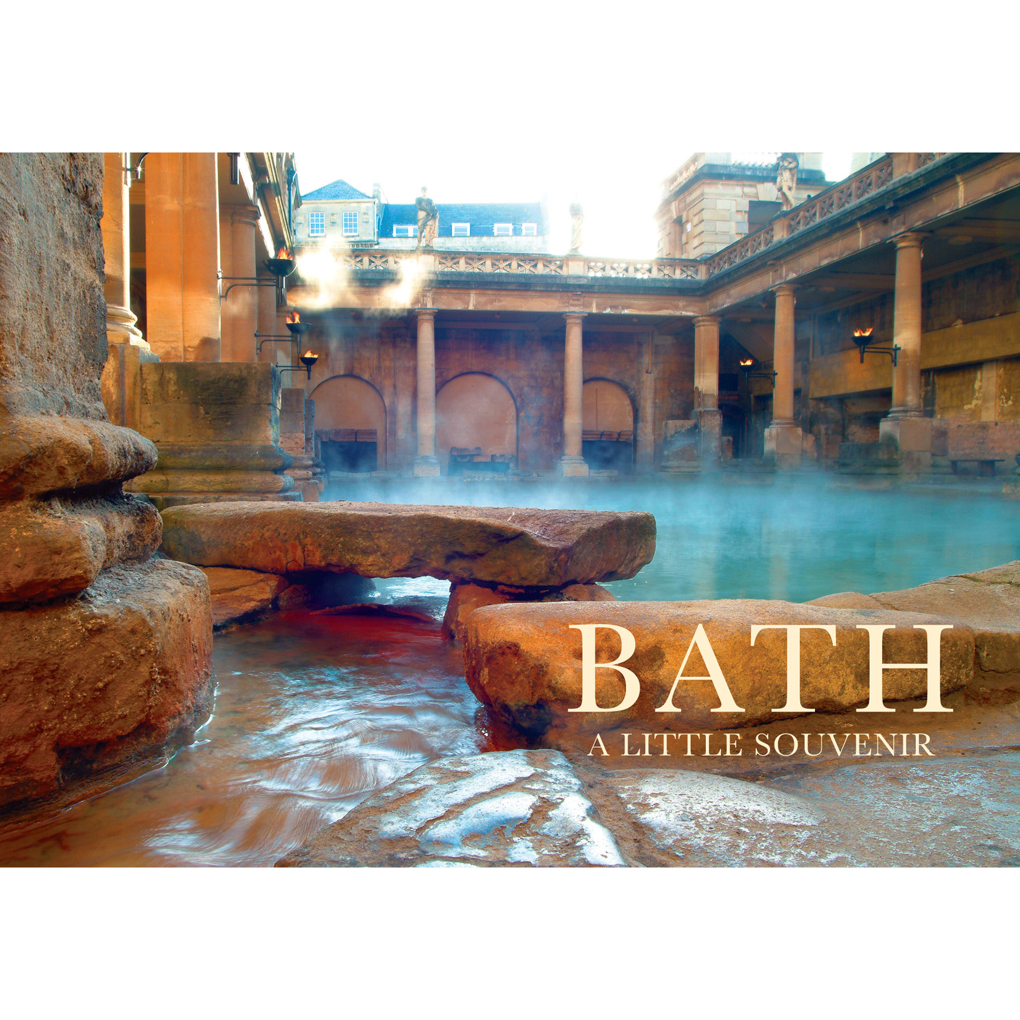 Bath a little souvenir - front cover