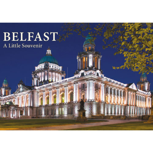 Belfast a little souvenir - front cover