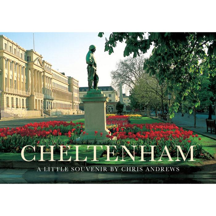 Cheltenham a little souvenir - front cover