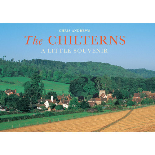 The Chilterns a little souvenir - front cover