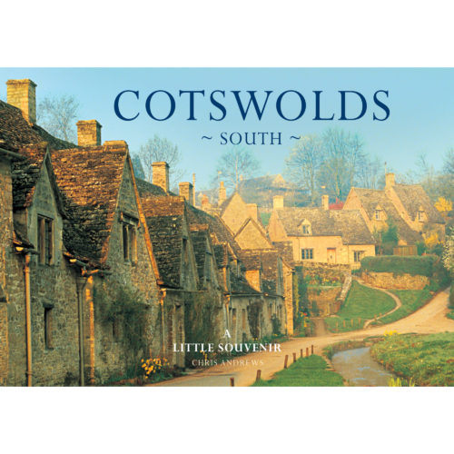 Cotswolds South a little souvenir - front cover