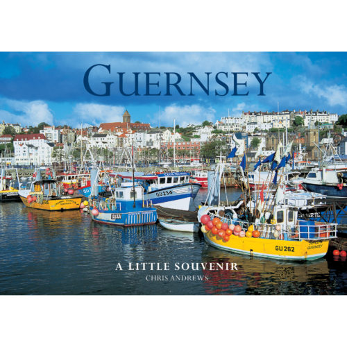 Guernsey a little souvenir - front cover