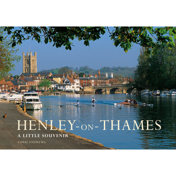 Henley on Thames a little souvenir - front cover