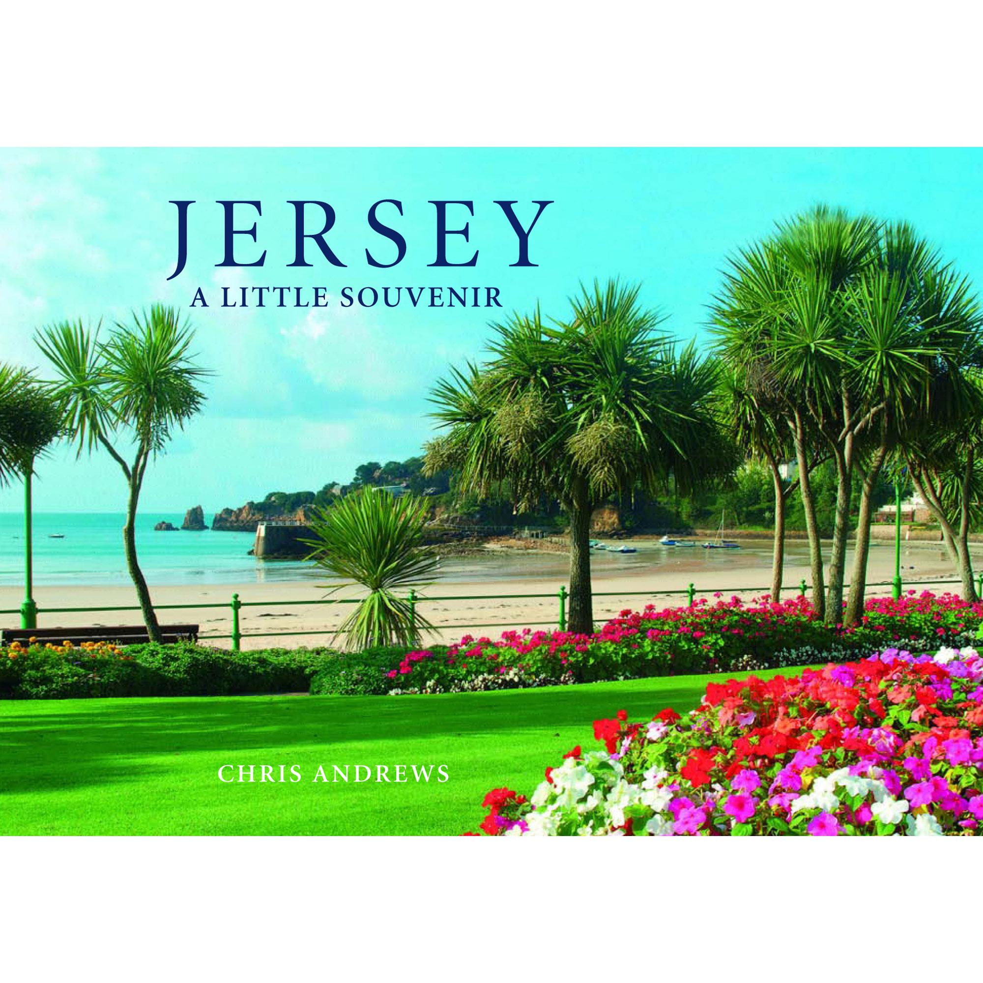 Jersey a little souvenir - front cover