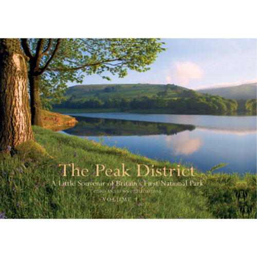 The Peak District little souvenir book - cover