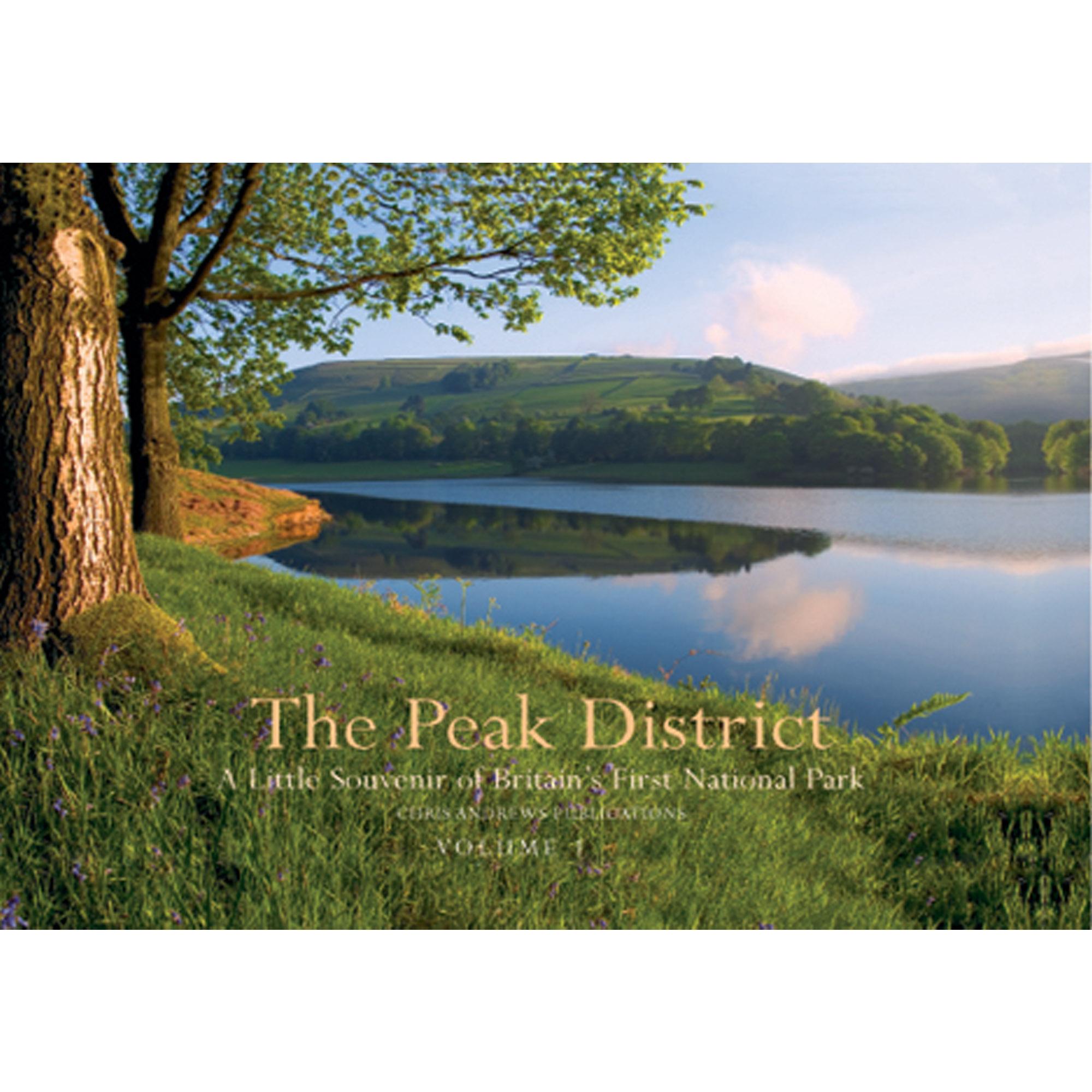 The Peak District little souvenir book - cover