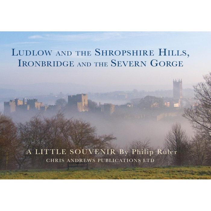 Ludlow & Shropshire a little souvenir - front cover