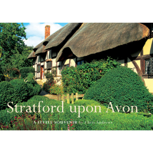 Stratford upon Avon a little souvenir book - front cover
