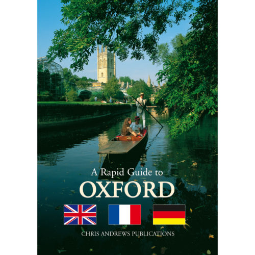 A Rapid Guide to Oxford - front cover