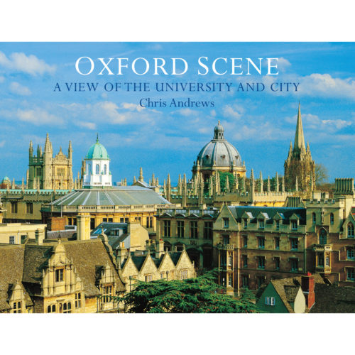 Oxford Scene - front cover