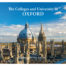 The Colleges and University of Oxford book - front cover