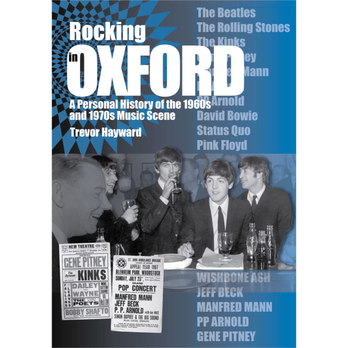 Rocking in Oxford - front cover