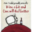 Wine & Ewe - front cover