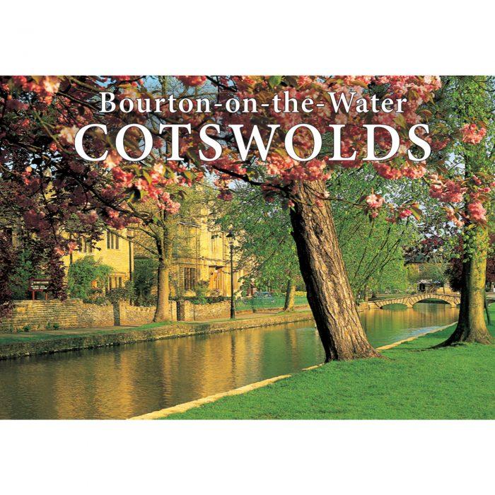 Cotswolds fridge magnet