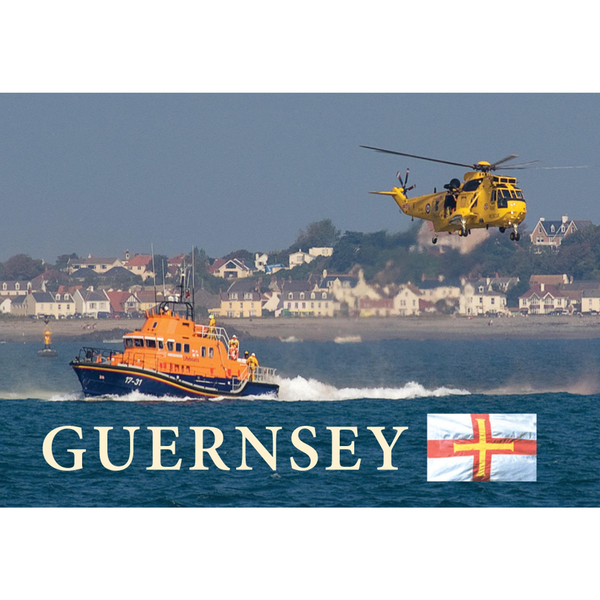 Guernsey fridge magnet