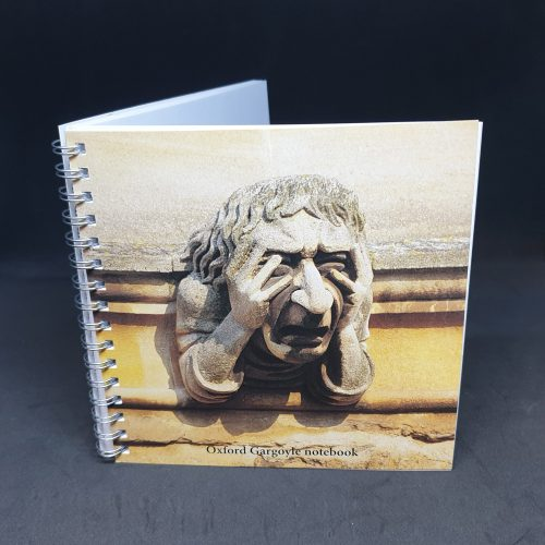 Oxford notebook