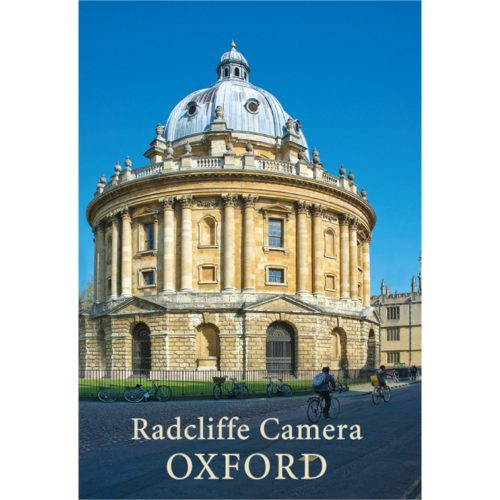Oxford fridge magnet