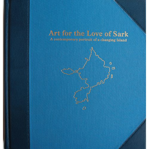 Art for the Love of Sark - Limited Edition book