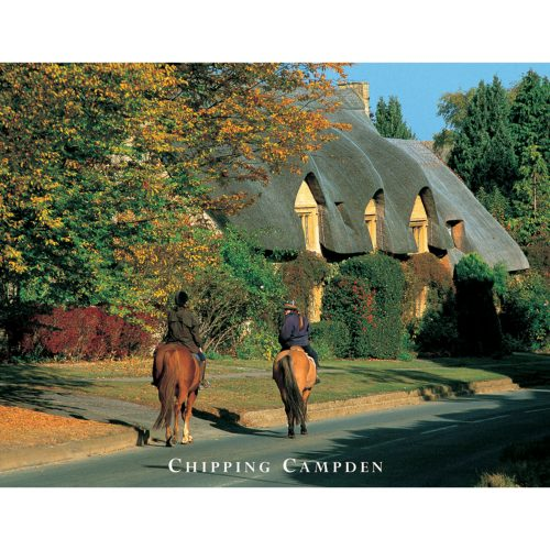 Chipping Campden mouse mat