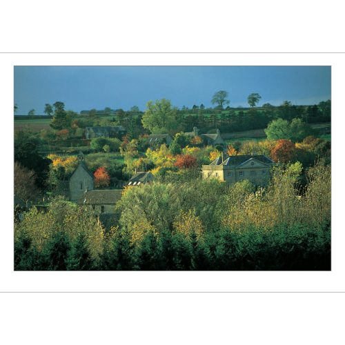 Winson Cotswolds folding card