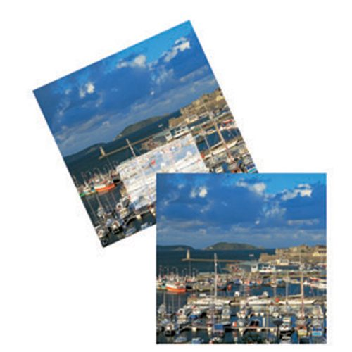 Guernsey square cards & matching envelopes set
