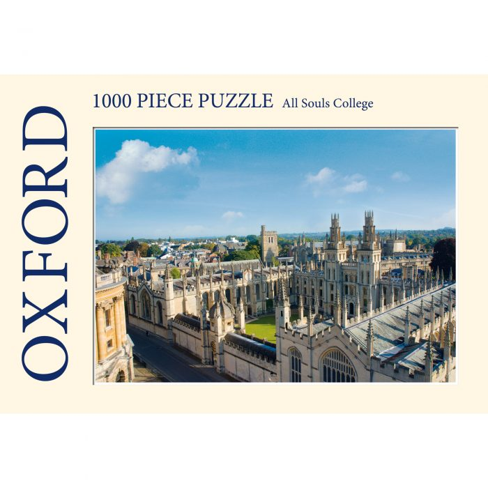 All Souls Oxford jigsaw puzzle