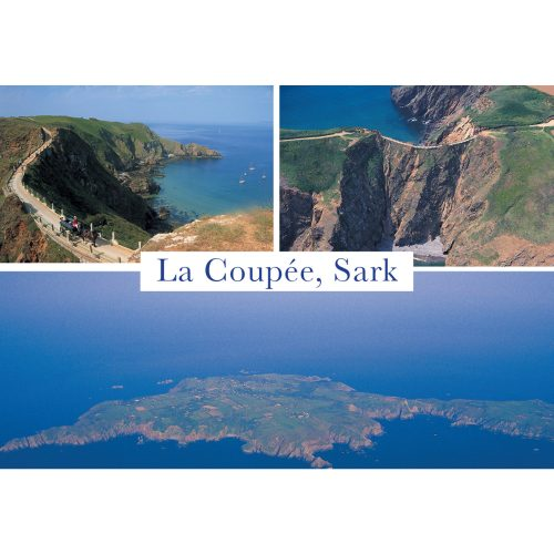 Sark fridge magnet